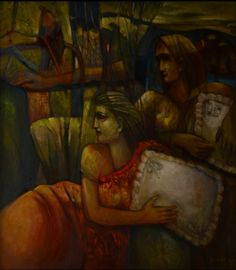 #Masterart #art #artonline #buyartonline #artgallery #bengalart #indianart #modernart #artfundraiser #ContemporaryArt #artcollectors #affordableart Modern Art, Contemporary Art, Buy Art Online, Affordable Art, Indian Art, Oil On Canvas, Art Gallery, Artwork, Stuff To Buy