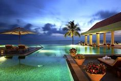 Cleanse your mind at The Divya spa at The Leela Kempinski Kovalam Beach in Kerala http://www.zest.co.uk/spa/top-5-spa-breaks-for-mind-body-and-soul/3607-3.html