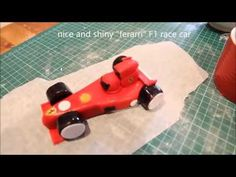 F1 car cake topper - YouTube