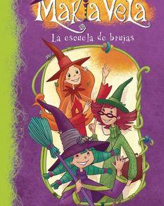 Las aventuras de Makia, Cereza y Escarlata, tres jóvenes brujas que tendrán que descubrir cuáles son sus poderes especiales en la Escuela de Brujas de la Ciudad Mágica de Abracadabra. http://pequelia.es/73930/makia-vela-la-escuela-de-brujas/ http://rabel.jcyl.es/cgi-bin/abnetopac?SUBC=BPSO&ACC=DOSEARCH&xsqf99=1451856