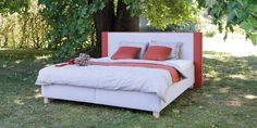 Bett JOKA La Famiglia Natura 2470/7 Sofa, Bed, Furniture, Home Decor, Beds, Mattress, Couch, Decoration Home, Room Decor