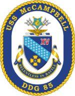USS McCampbell - Wikipedia, the free encyclopedia