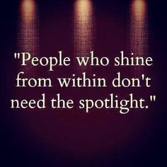 People Who Shine From Within.. @RichSimmondsZA @10MillionMiler @alphabetsuccess…