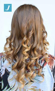 Joelle, Curled Hairstyles, Ootd, Curls, Long Hair Styles, Curly Hair, Daughter, Beauty, Hair
