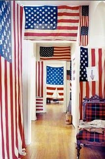stars and stripes . . .