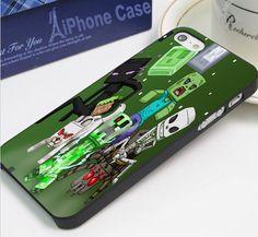 Custom Case - iPhone Case Game For Iphone 4/4s, Iphone 5 5S, iPhone 6/6Plus