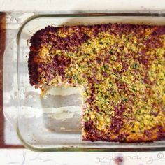 Quirky Cooking: Christmas Brunch Casserole/Quiche