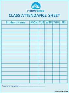 180 Attendance Report Template Free Attendance Tracking Templates And Forms, School Attendance Register And Report Free Excel Template School Attendance Register And Report Free Excel Template Attendance Register, Attendance Sheet Template, Balance Sheet Template, Classroom Rules Poster, School Attendance, Bible Verses Quotes, Free Resume, Sample Resume, Student