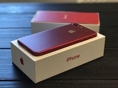 Win a Red iPhone 7 ! https://wn.nr/WsSjBn