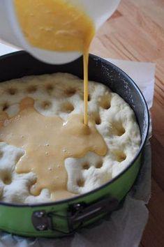 Tarte au sucre - Blog de cuisine créative, recettes / popotte de Manue
