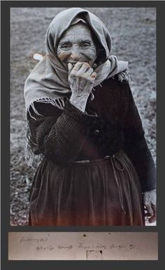 This incredibly touching Photo - mother of the great Paruyr Sevak and a collective image of the mother of all Armenians. Sevak was brought up in a patriarchal Armenian family was incredibly close to his mother. On it, he often wrote in his diaries, it - where else - back to his native village ...