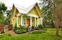 This is the Walnuts house home tour. So cute! http://www.hatchworksaustin.com/portfolio.php?project=2