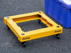 Appliance Collapsible Dolly by Dozop