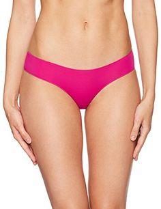 Women's Classic Surf Hipster Bikini Bottom - Raspberry - Clothing, Swimsuits & Cover Ups, Bikinis, Bottoms Swimsuits For Big Bust, Swimsuits For Curves, Women Swimsuits, Fashion Swimsuits, Womens Fashion Online, Fashion Women, Summer Bikinis, Swimsuit Cover Ups, Bikini Bottoms