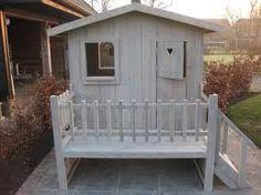 steigerhouten speelhuisje - Google zoeken