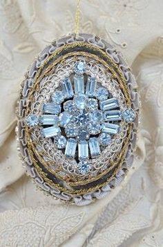 Pasimenterié Couture Ornament - PA08-3102-030