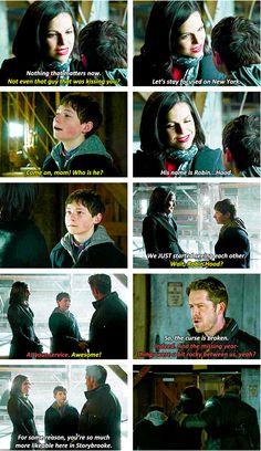 Henry, Robin & Regina