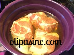 Recipes for microwave pressure cooker
