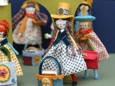 Волшебство из бумаги от Эльзы Мора - Ярмарка Мастеров - ручная работа, handmade