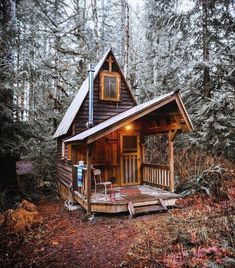 Buy A Tiny House, Building A Tiny House, Tiny House Cabin, Tiny House Living, Tiny House Plans, Tiny House Design, Cabin Homes, Log Homes, Building Homes