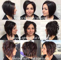 Hair And Makeup Tips, Hair Makeup, Medium Layered Hair, Mom Hairstyles, Hair Color And Cut, Dream Hair, Hair Dos, Hair Hacks, New Hair