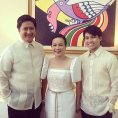 Barong, Filipiniana, Spanish Culture, Philippines, Lace Skirt, Nice Dresses, Marriage, Costumes, Instagram