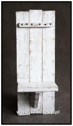 kwietnik rustykalny010 Vintage Diy, Shabby Chic, Woodworking, Rustic, Handmade, Furniture, Home Decor, Country Primitive, Hand Made