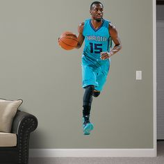 77a2f3e78916 Charlotte Hornets Fathead Wall Decals   More