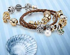 Pandora summer bracelets