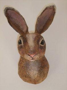 My Owl Barn: Emily Warren: Papier Mache Animals