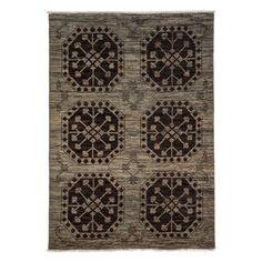 "Adina Collection Oriental Rug, 4'1"" x 6'"