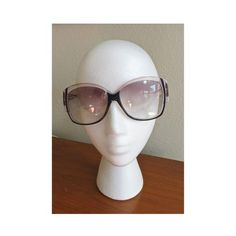 f6e90a49135 70 s Sunglasses   Givenchy Sunglasses   1970 s Oversized Glasses   80 s  Sunglasses   Made in Paris F