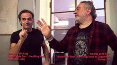 Rigo & Roby Pellati - Water Hole tour 3-4 marzo
