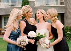 We've been celebrating the genius of Elizabeth Messina all day in honor of her stunning new book that hit the shelves today (with a giveaway right here on SMP) and we're capping off the day with a gorgeous bang. A stunning Laguna Beach wedding that Elizabeth captured with fine art status. And a couple that […]