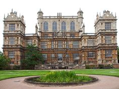 Wollaton Hall Nottingham