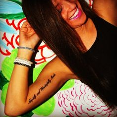 Fearfully and wonderfully made - Psalm 139:14 #tattoo #placement