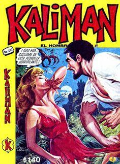 Comics Mexicanos de Jediskater: Kaliman No. 482, Febrero 22 de 1975