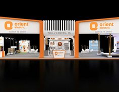 """Check out new work on my @Behance portfolio: """"Orient Electric 10x16 exhibition stall"""" http://be.net/gallery/47855929/Orient-Electric-10x16-exhibition-stall"""