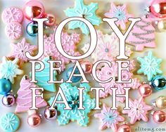 Joy, peace & Faith from Elite MG!