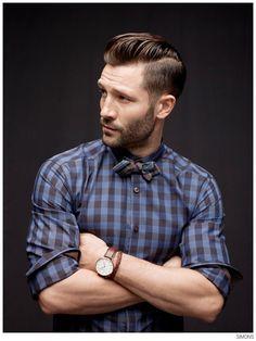 John Halls Models Wall Street Styles + Activewear for Simons image Simons John Halls 009 800x1067