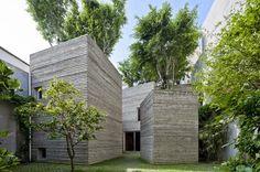 Vida-EcoVerde : Casa de los Árboles en Ho Chi Minh City, Vietnam