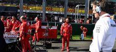 """James Allison loda la Ferrari: hanno una macchina molto veloce Il britannico, ex direttore tecnico del Cavallino, ora in forza alla Mercedes, fa i complimenti alla Ferrari. Wolff: """"avevano il pacchetto migliore."""" #f1 #allison #mercedes #ferrari"""