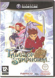 Tales of Symphonia.