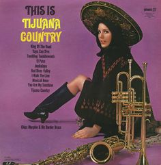 This is Tijuana Country Record Album Cover