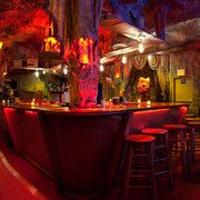 Top ten best Gothic and eccentric themed restaurants in New York City.