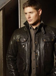 Supernatural. Nobody wears leather jackets like Dean Winchester.  And Sam... well, he looks good in plaid and denim, but Dean has some of my favorite costume pieces. Key costume designer Kerry Weinrauch.