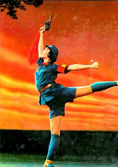 Chinese Communist Ballet