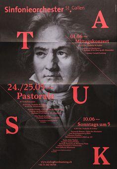 Sinfonieorchester St.Gallen Saison 2011/12, Bureau Collective.
