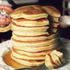 Best Breakfast Recipes, Sweet Breakfast, Brunch Recipes, Sweet Recipes, Fun Desserts, Dessert Recipes, My Favorite Food, Favorite Recipes, Dairy Free Pancakes
