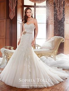 Sophia Tolli Y21246 | Sophia Tolli Dress name Jillian